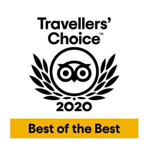 TripAdvisor Travellers' Choice Awards 2020